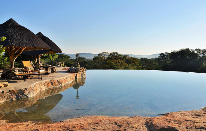 Best Luxury Hotels in Zimbabwe, Camp Amalinda Matopos