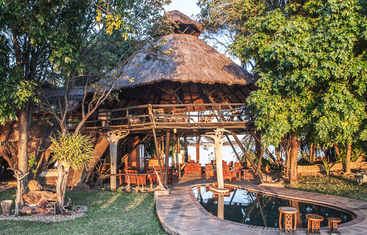 Best Luxury Hotels in Zimbabwe, Musango Safari Lodge Matusadona National Park