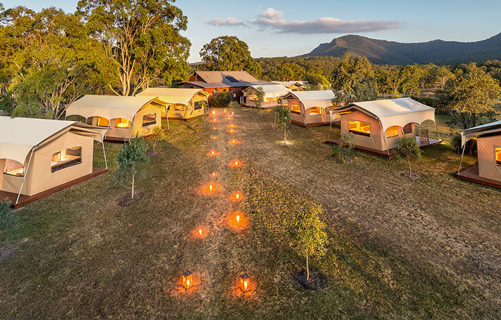 Best Luxury Hotels in Australia, Spicers Canopy Queensland
