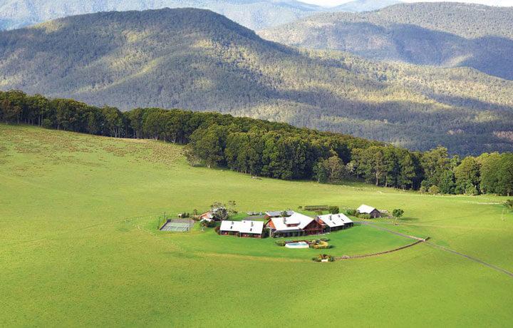 Best Luxury Hotels in Australia, Spicers Peak Lodge Queensland