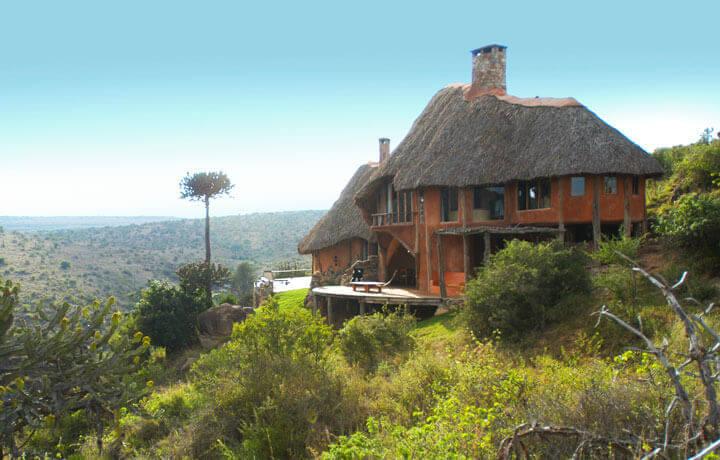 Best Luxury Hotels in Kenya, Borana Lodge Laikipia County