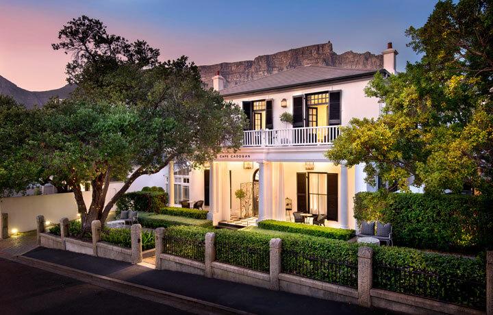 Best Luxury Hotels in South Africa, Cape Cadogan Cape Town