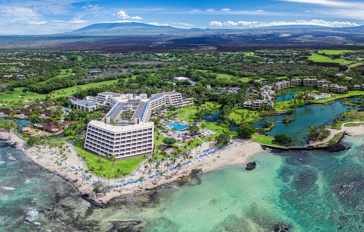 Best Luxury Hotels in United States, Mauna Lani Bay Waimea