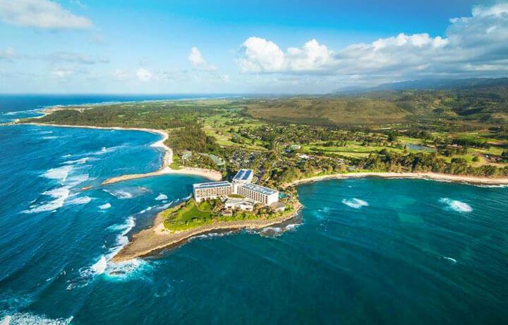 Best Luxury Hotels in United States, Turtle Bay Resort Oahu