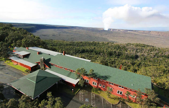 Best Luxury Hotels in United States, Volcano House Hawaii Volcanoes National Park