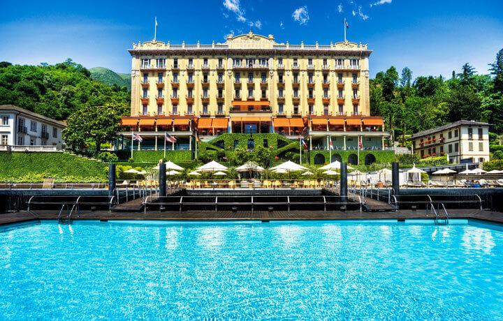 Best Luxury Hotels in Lakes District, Grand Hotel Tremezzo Lake Como