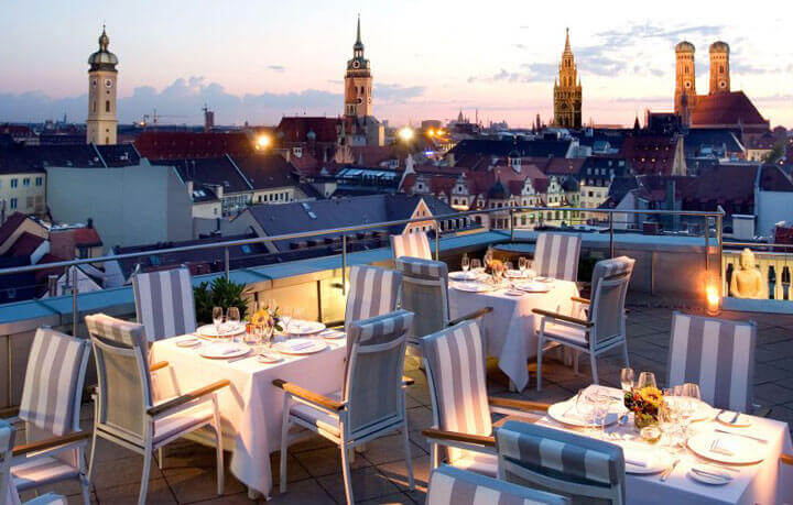 Mandarin Oriental Munich, Best Luxury Hotels in Germany