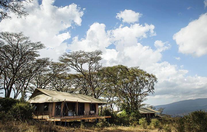Best Luxury Hotels in Tanzania, Ngorongoro Entamanu