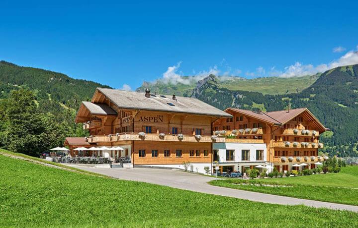 Best Luxury Hotels in Switzerland, Aspen Alpine Lifestyle Hotel Grindelwald