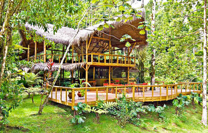 Best Luxury Hotels in Costa Rica, Pacuare Lodge Limon