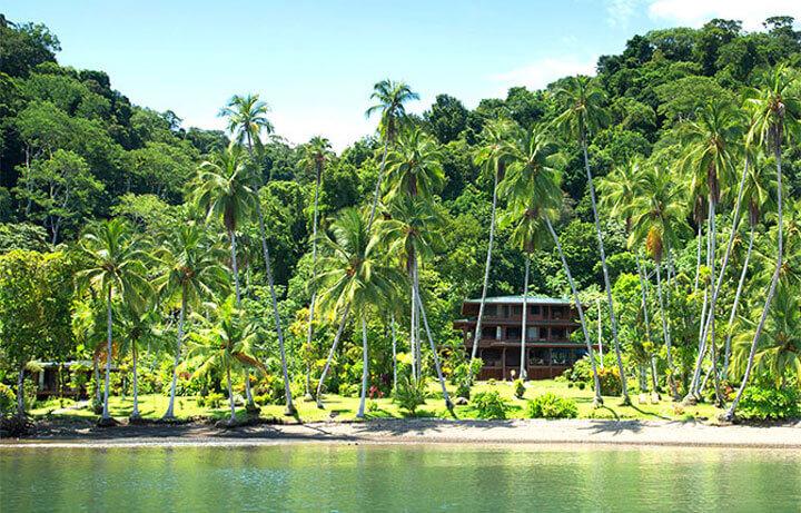 Best Luxury Hotels in Costa Rica, Playa Cativo Golfo Dulce