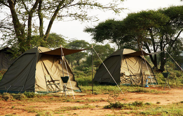 Best Luxury Hotels in Tanzania, Mobile Camp