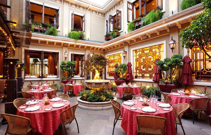 Best Luxury Hotels in Costa Rica, Hotel Grano de Oro San Jose