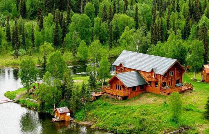 Best Luxury Hotels in United States, Tordrillo Mountain Lodge Anchorage