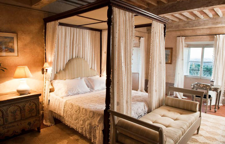 Best Luxury Hotels in Tuscany, Villa Cetinale Sovicille