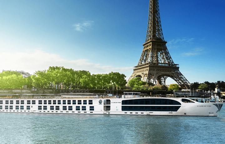 Best Luxury Hotels in Normandy & Brittany, Uniworld's S.S. Joie de Vivre