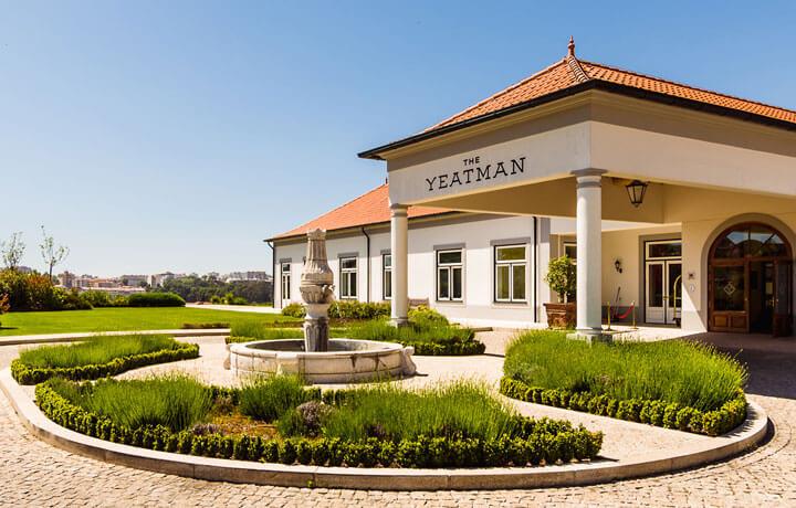 Best Luxury Hotels in Portugal, The Yeatman Hotel Porto