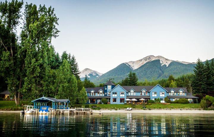 Best Luxury Hotels in Patagonia, Las Balsas Hotel Villa La Angostura
