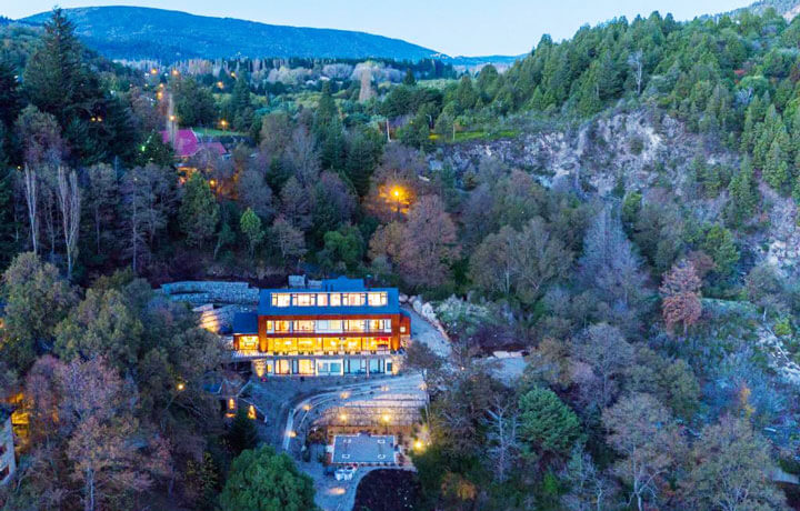 Best Luxury Hotels in Chile, Paraiso Patagonia San Martin de los Andes