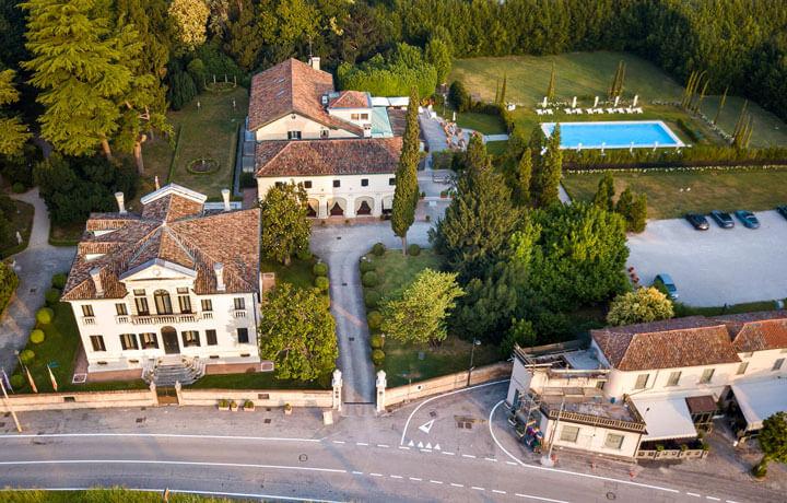 Best Luxury Hotels in Veneto, Villa Franceschi Mira Porte