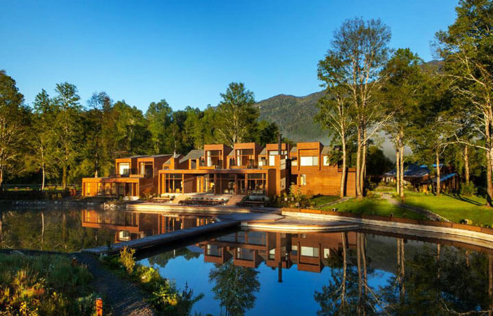 Best Luxury Hotels in Chile, Hotel Vira Vira Pucón