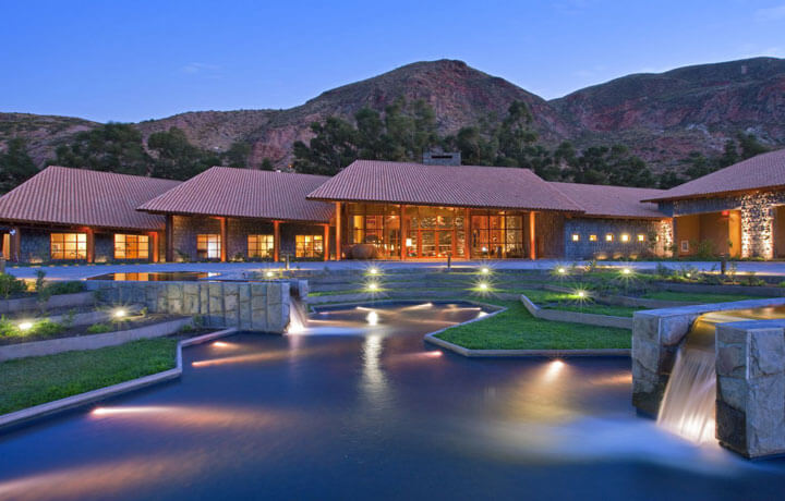 Best Luxury Hotels in Peru, Libertador Tambo del Inka Urubamba