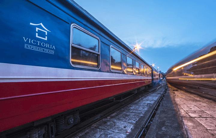 Best Luxury Hotels in Vietnam, Victoria Express Train