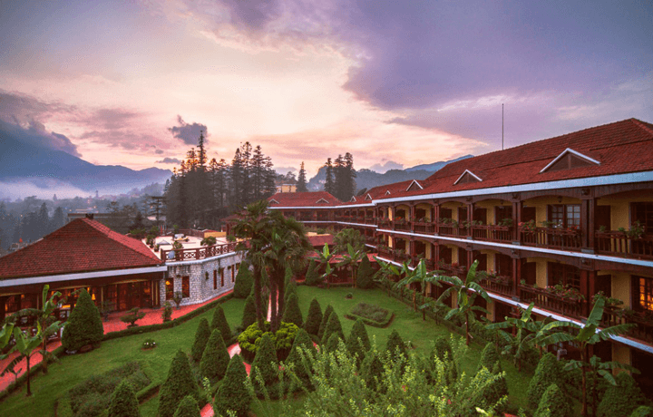 Best Luxury Hotels in Vietnam, Victoria Sapa Resort & Spa Lao Cai