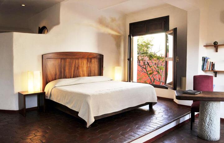 best luxury hotels in Mexico, Casa Oaxaca Boutique Hotel