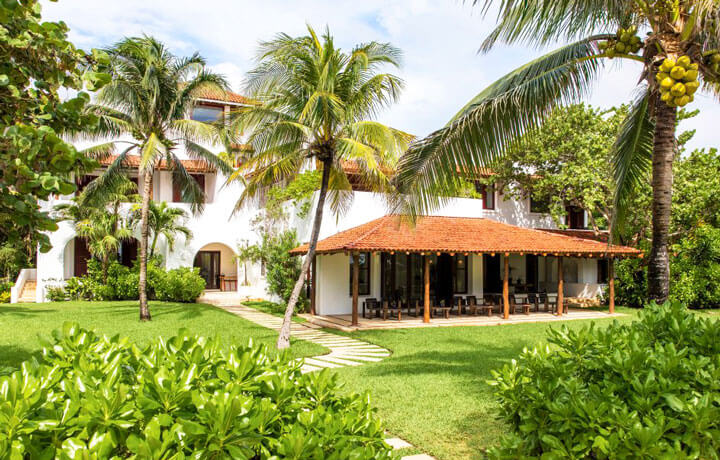 best luxury hotels in Mexico, Hotel Esencia Quintana Roo