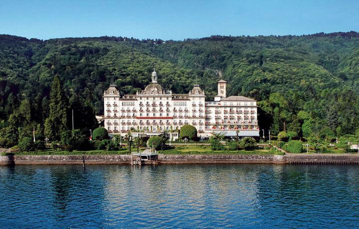 Best Luxury Hotels in Lakes District, Grand Hotel des Iles Borromées Stresa