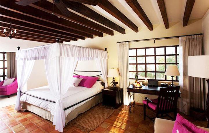 best luxury hotels in Mexico, Guayacura Hotel & Spa Todos Santos
