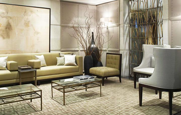 best luxury hotels in Mexico, Los Alcobas Mexico City