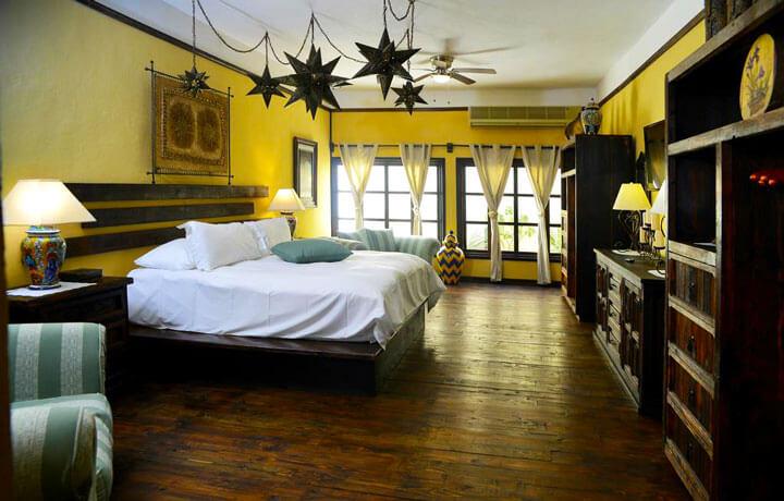 best luxury hotels in Mexico, Posada de las Flores Costa Baja