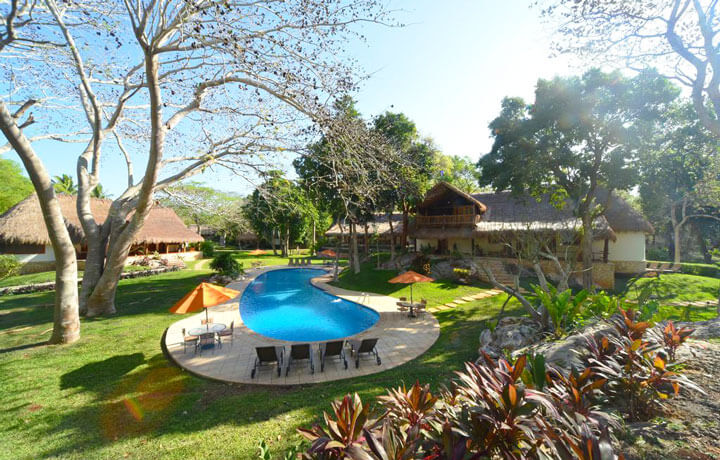 best luxury hotels in Mexico, The Lodge at Chichen Itza Pisté