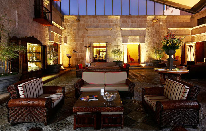 Best Luxury Hotels in Peru, Casa Andina Arequipa