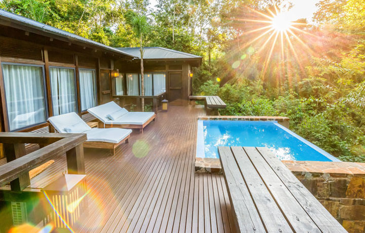 Best Luxury Hotels in Argentina, Awasi Iguazú Misiónes