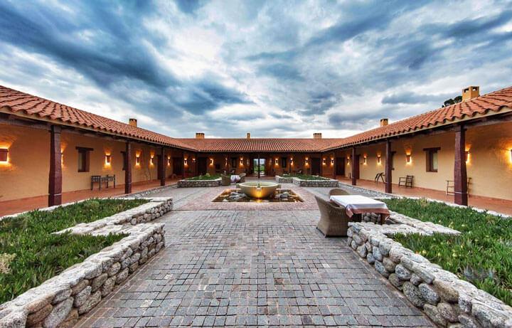Best Luxury Hotels in Argentina, Estancia Colomé Molinos