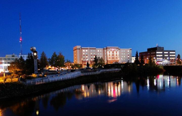 Best Luxury Hotels in United States, Marriott SpringHill Suites Fairbanks