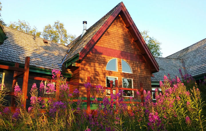 Best Luxury Hotels in United States, Ridgewood Wilderness Lodge Halibut Cove