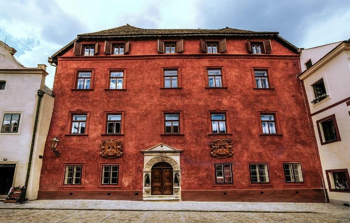 Best Luxury Hotels in Czech Republic, Hotel Ebersbach Cesky Krumlov