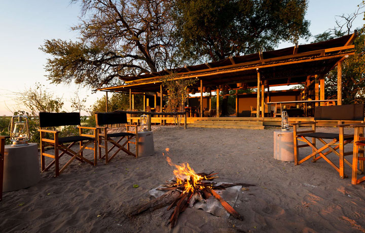 Best Luxury Hotels in Botswana, Linyanti Tented Camp