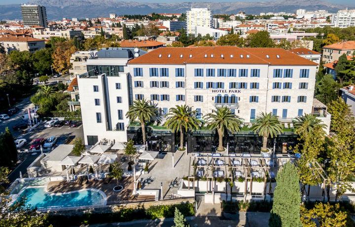 Best Luxury Hotels in Croatia, Park Hotel Split