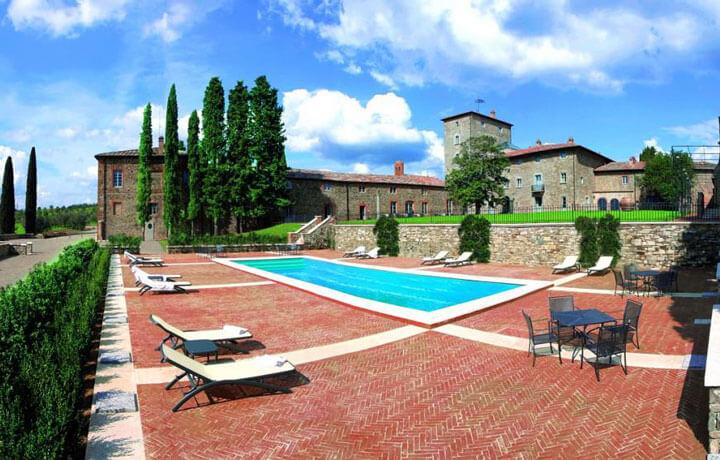 Best Luxury Hotels in Tuscany, Relais Borgo Scopeto